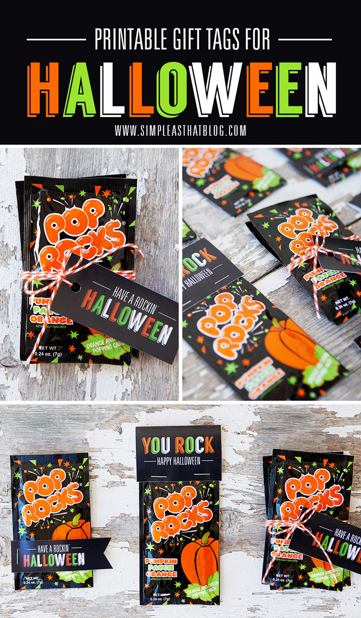 Pop rocks free printable gift tags for halloween negle Choice Image