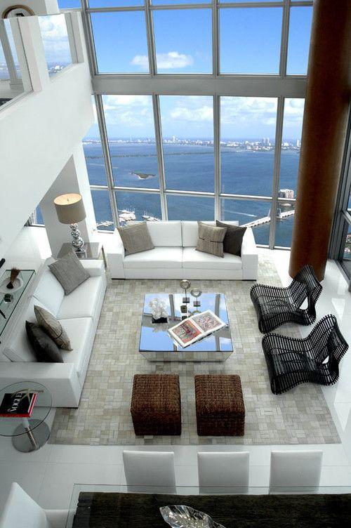 Lighting Modern Miami Condo Design Bold Chandelier In A All