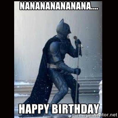 If batman was to wish you a happy birthday laughs pinterest if batman was to wish you a happy birthday m4hsunfo