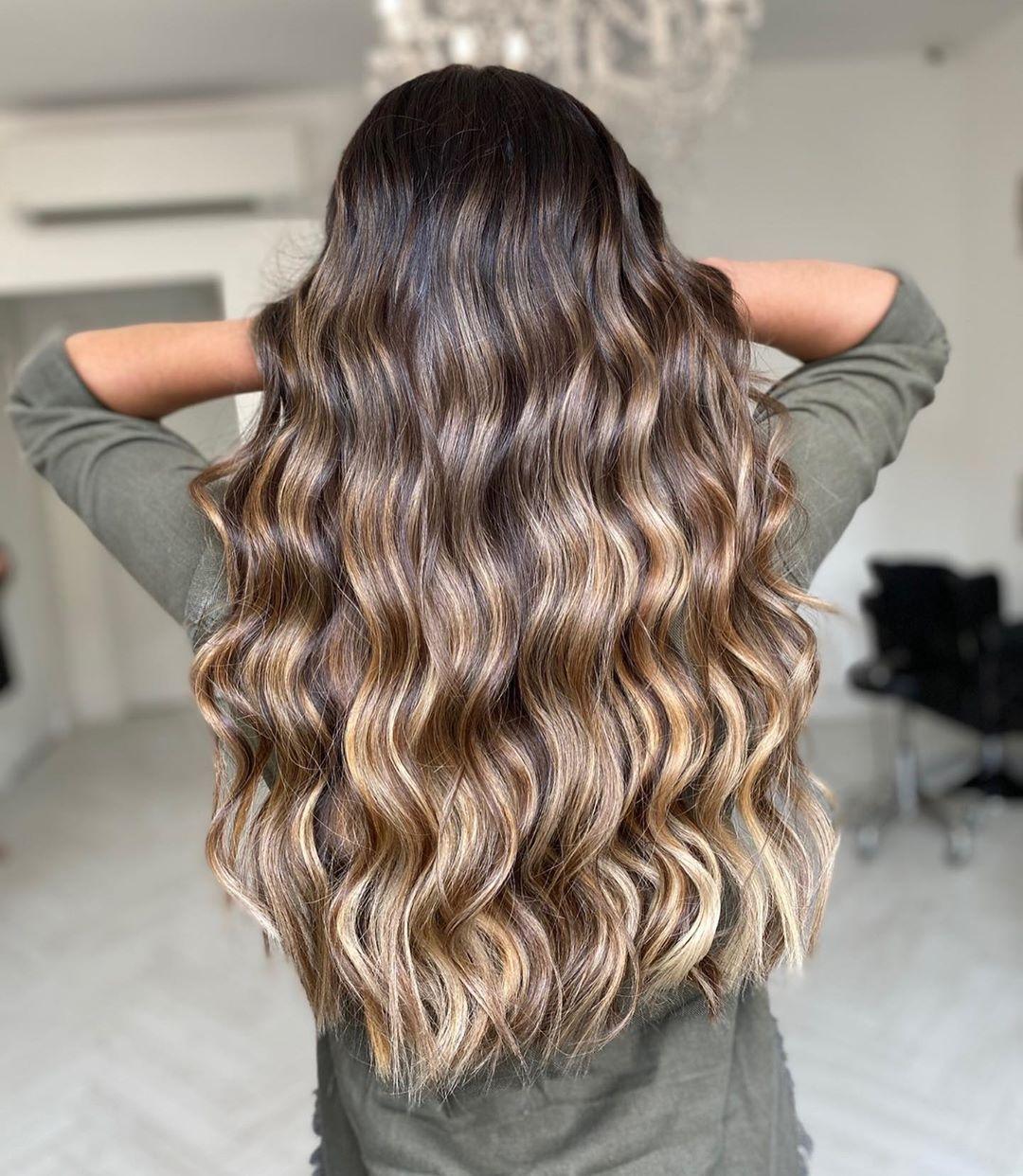 1 001 Mentions J Aime 9 Commentaires Le Salon De Naelle Lesalondenaelle Sur Instagram Voici Un Joli Ombre Miel Beige Sur Une Hair Styles Hair Beauty