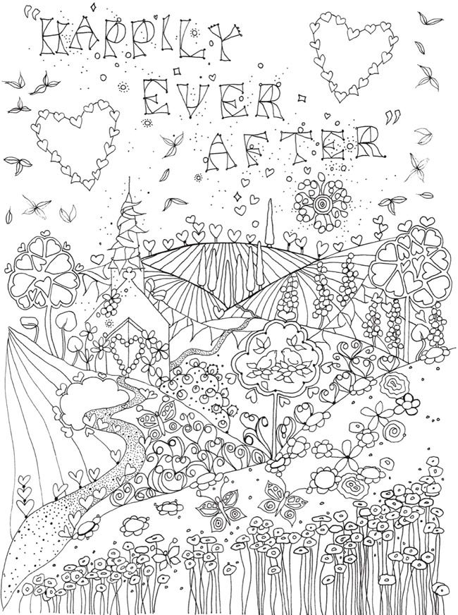 Welcome to Dover Publications | Adult Coloring Printables ...