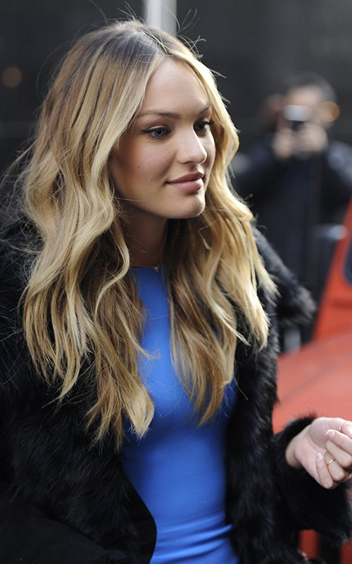 Candice Swanepoels Im Obsessed With Her Hair Victorias