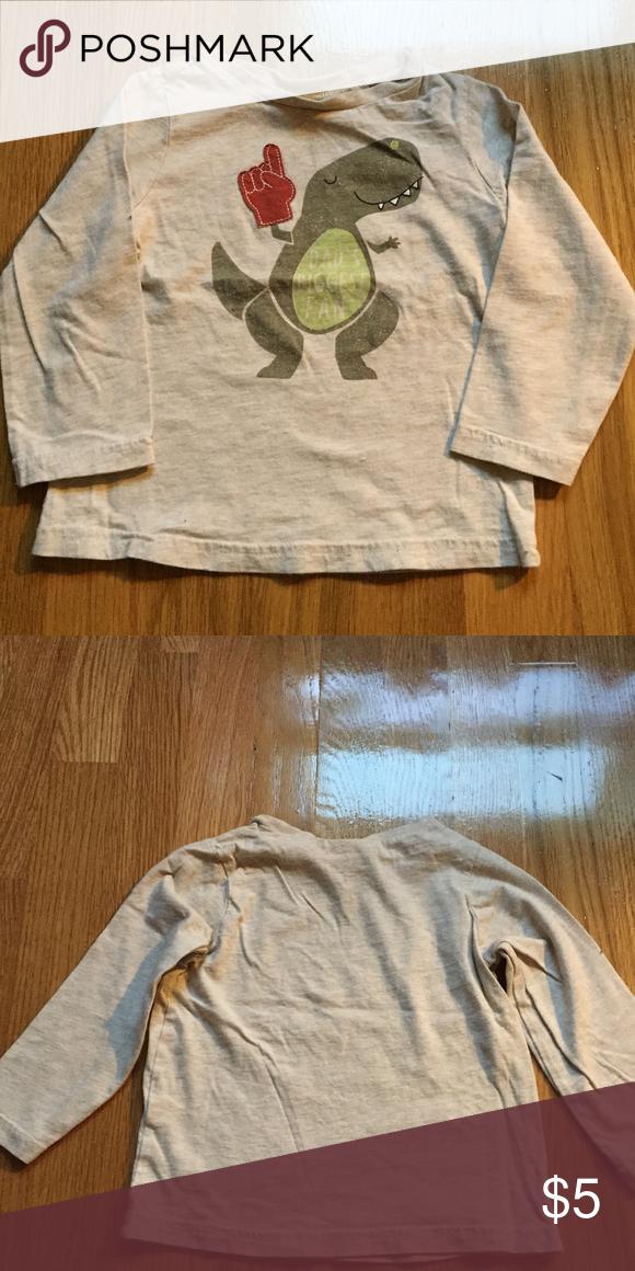 2T NWT Baby Gap Toddler Boy Dinosaur Tee Shirt Top 18-24mos