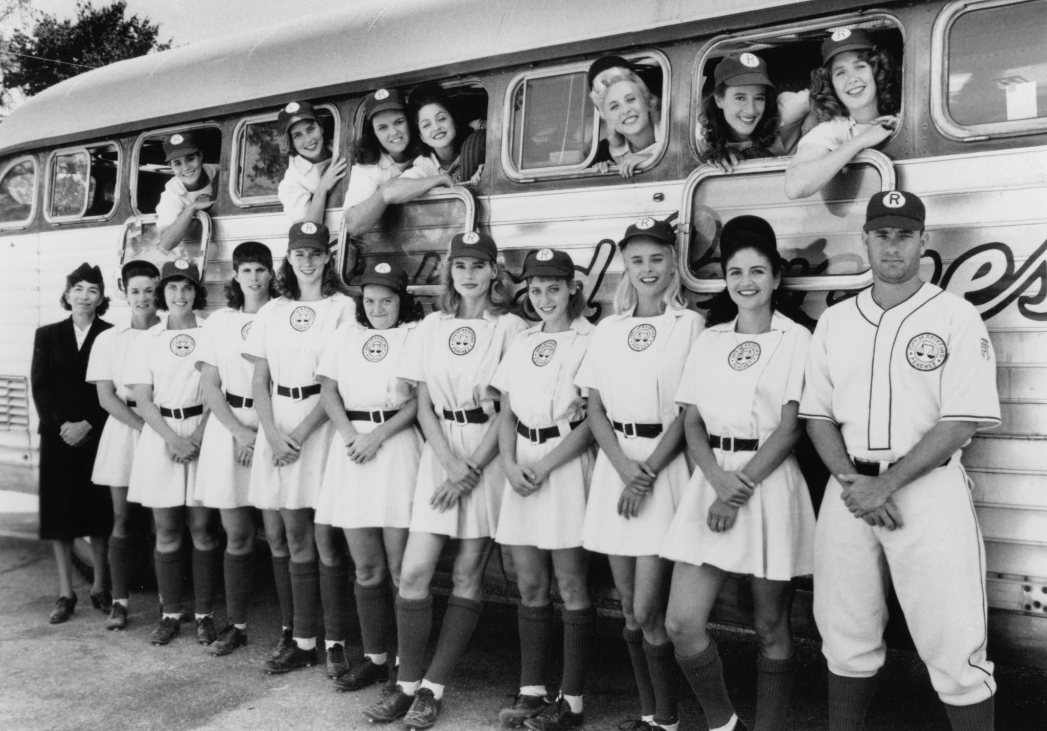 images of a league of their own - Google Search