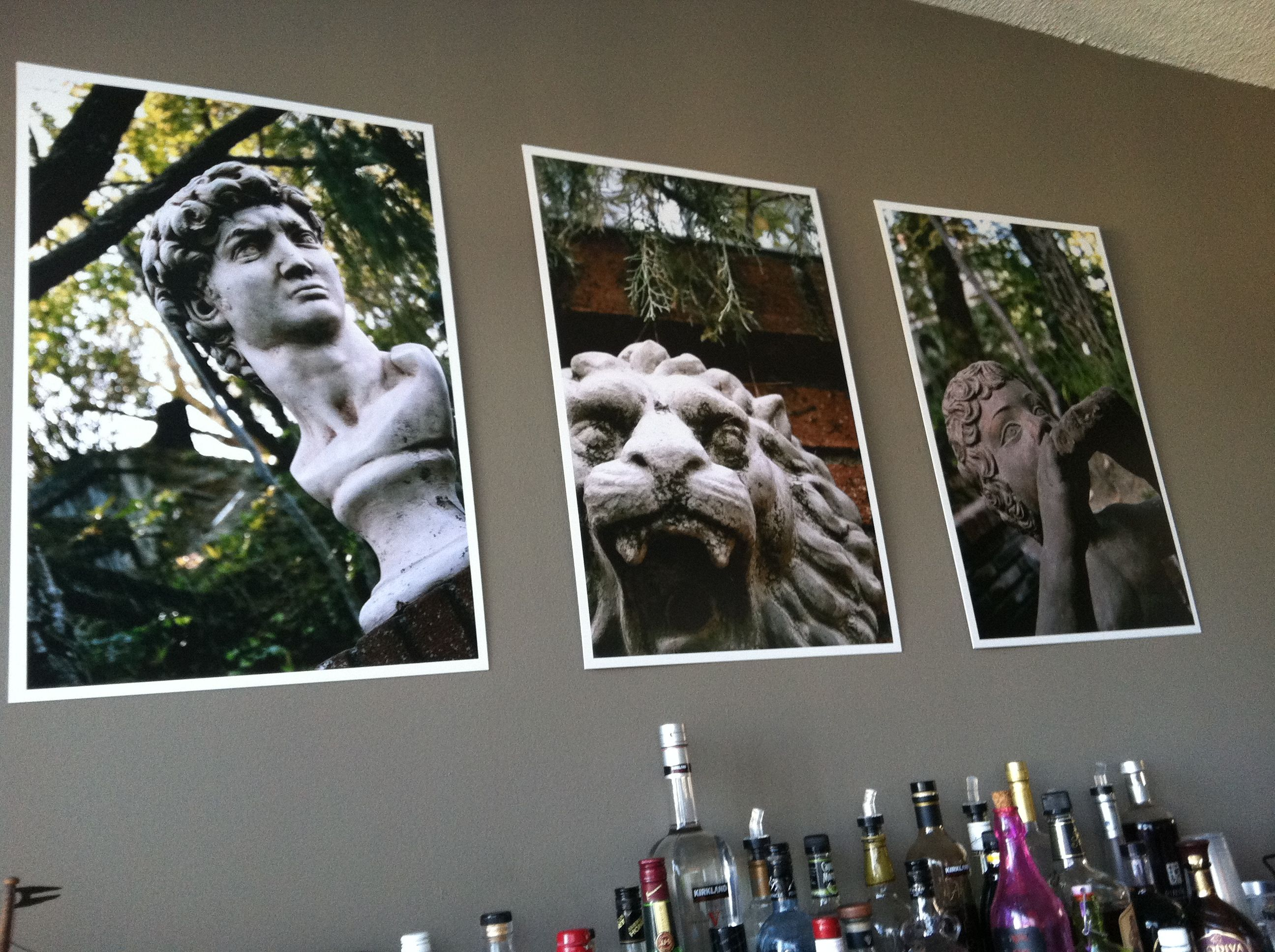 Hubby S Photography On Poster Board From Costco Above The Bar Poster Prints Poster Prints
