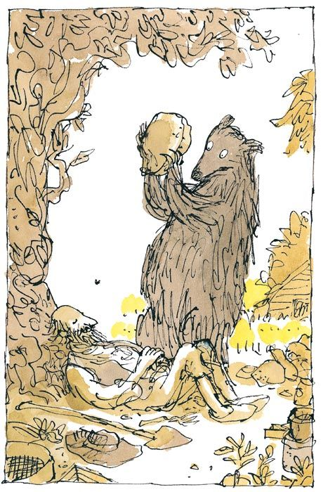 Quentin Blake - Fables of La Fontaine http://www.foliosociety.com/book/FLA/fifty-fables-la-fontaine