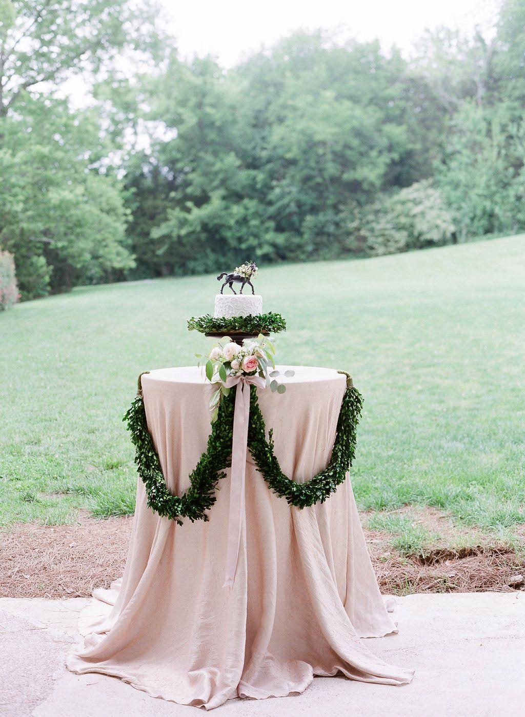 When all you need is that 1 stunner of a cake #cedarwoodweddings Equestrian Bridal Shoot at Cedarwood | Cedarwood Weddings