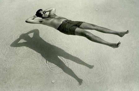 Floating Man - John Neel