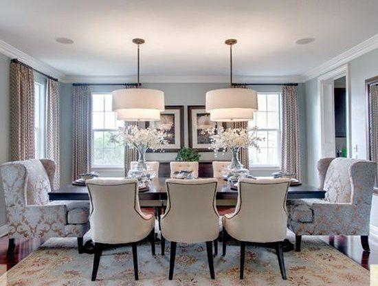Dining Room Casas Pinterest Comedores, Comedor elegante y