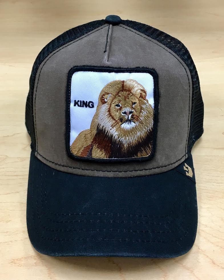 1f2970da Goorin Bros King Trucker Hat Brown | Products | Hats, King hat ...
