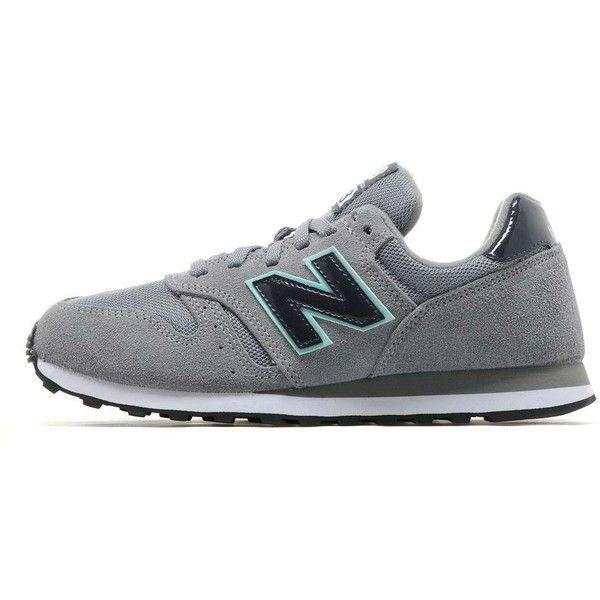 new balance 373 grey women's