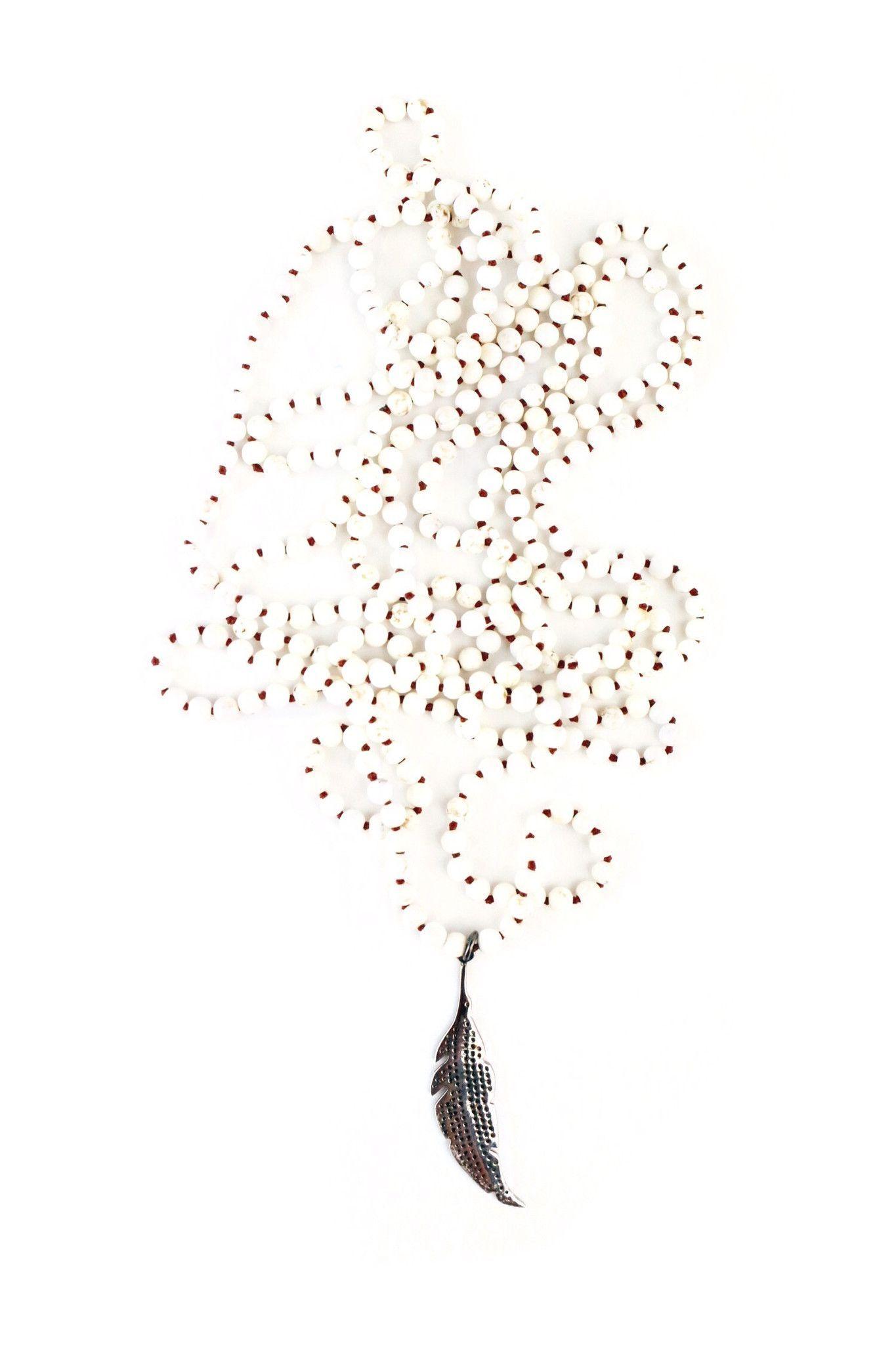 Stella Wrap | Pavé Feather