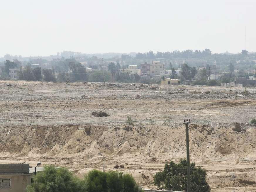 Egyptische leger doodt veertien militanten bij aanval in Sinaï