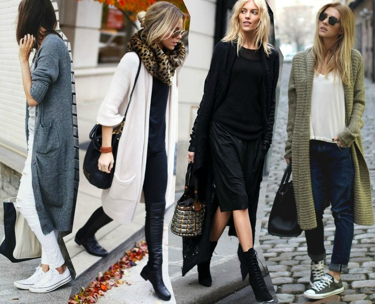 long-length-maxi-cardigan-outfits-street-style-looks-fashion ...