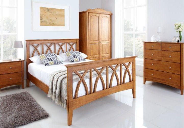Juno Bed Frame Bed Frame Bed Fabric Bed Frame