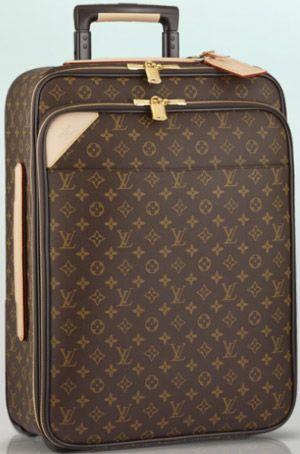 9d682855ba Louis Vuitton Pegase 55 Business NM rolling luggage  US 4