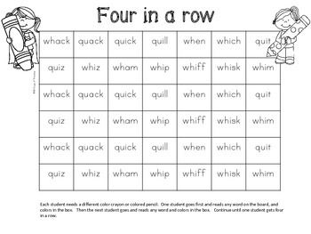 Phase 3 Worksheets - Primary Phonics Resources - Page 3