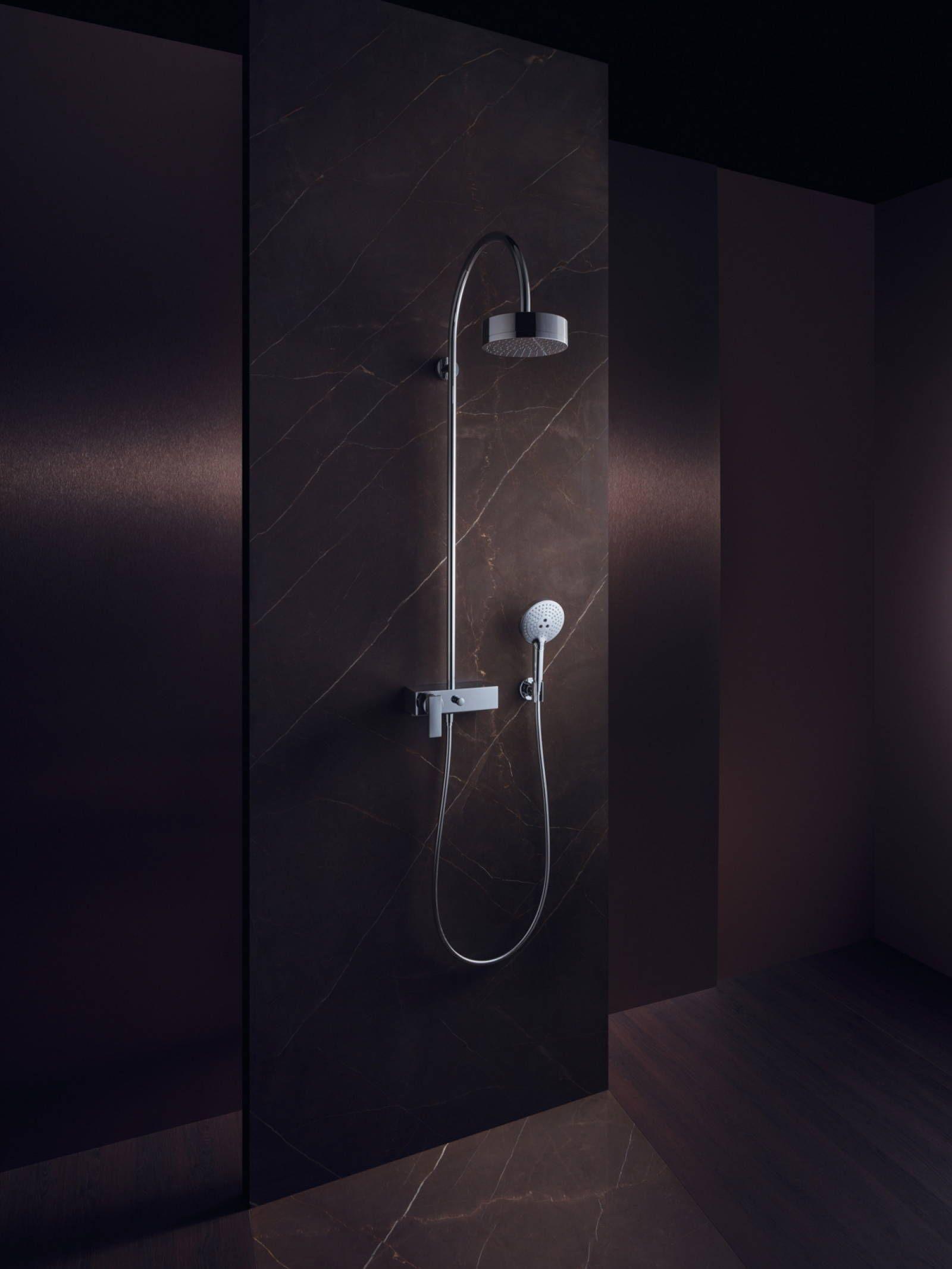 Le luxe dans la douche. AXOR Citterio.