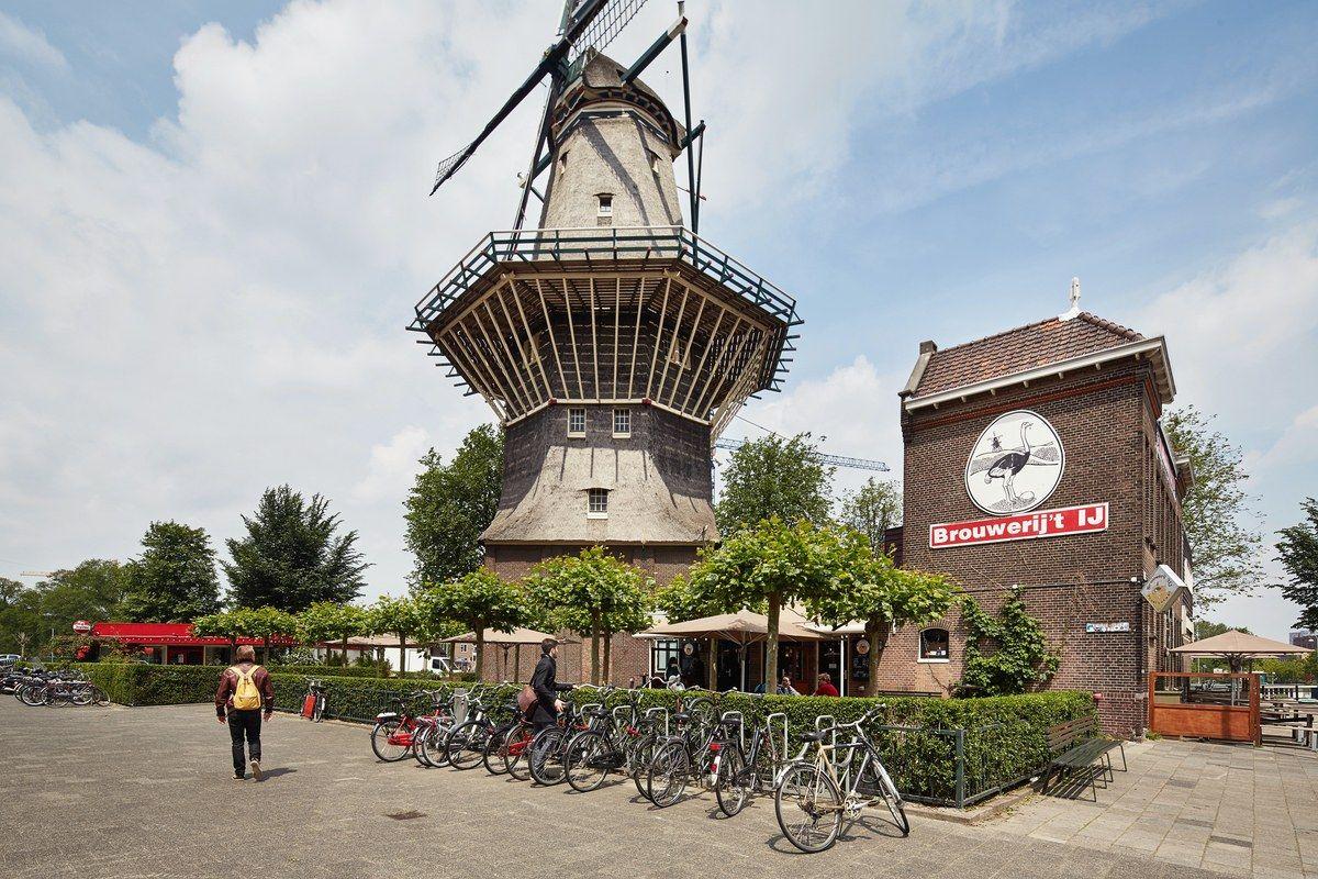 Brouwerij 't IJ, Amsterdam, North Holland, The Netherlands ...
