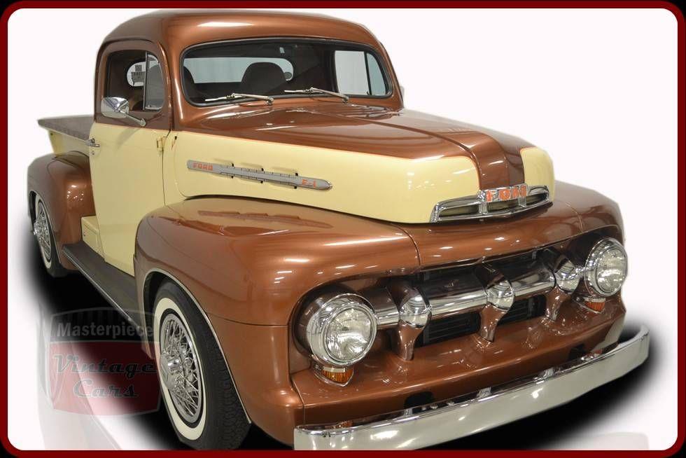 1951 Ford Custom for Sale | CARRIOLA | Pinterest | Ford, Ford trucks ...