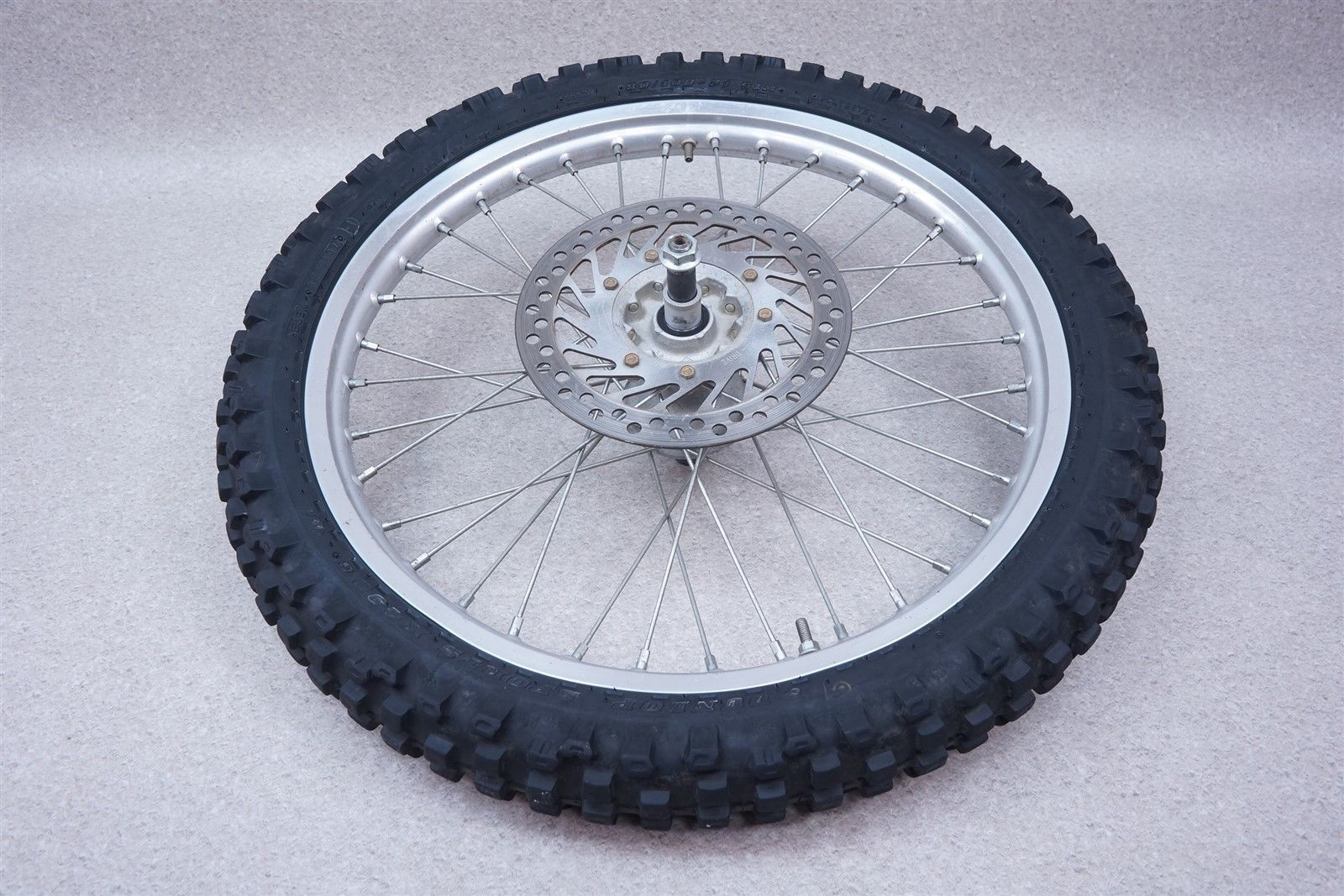 Http Motorcyclespareparts Net 2000 00 Honda Cr250 Cr 250 Stock Oem Front Wheel Rim Tire Rotor Axle Hub 2 2000 00 Honda Cr250 Cr 250 St Wheel Rims Axle Wheel