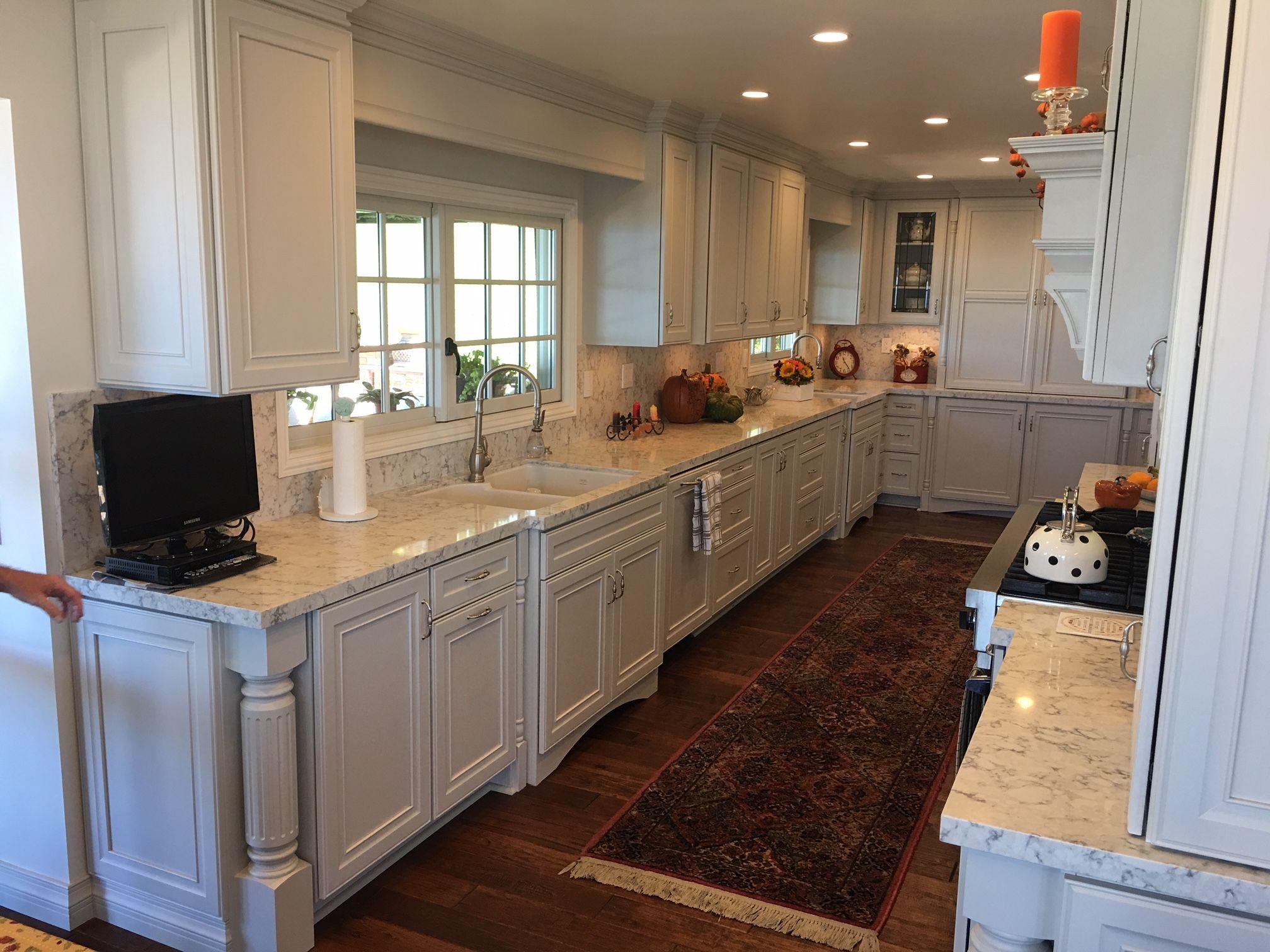 White Kitchen Remodel White Kitchen Cabinets White Kitchen