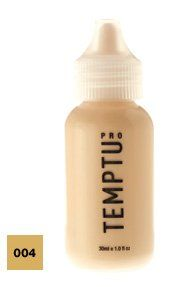 TOPSELLER! Silicon Based 004 Sand 1oz. Temptu Pro S/B Foundation Bottle $24.75