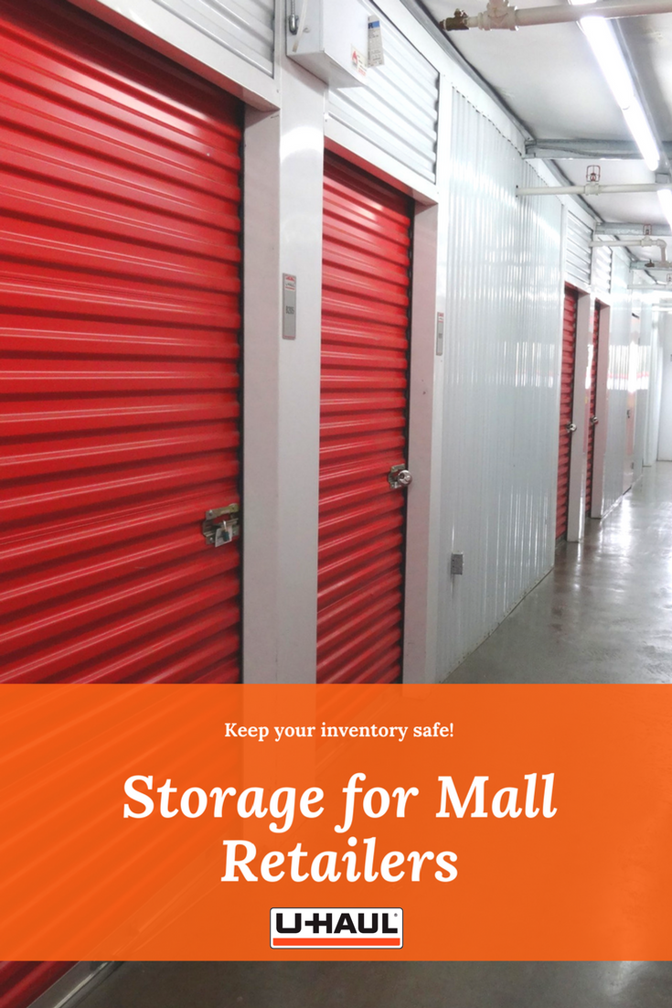 U haul storage locations