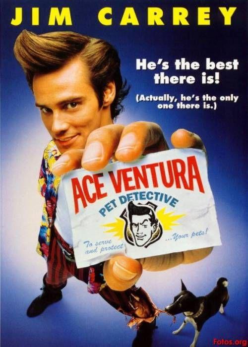 Ace Ventura Pet Detective 1994 Jim Carrey Peliculas Comicas Peliculas Divertidas Peliculas Cine