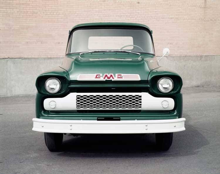 1958 GMC Pickup truck