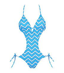 Charlie By Matthew Zink Cut-Out Swimsuit