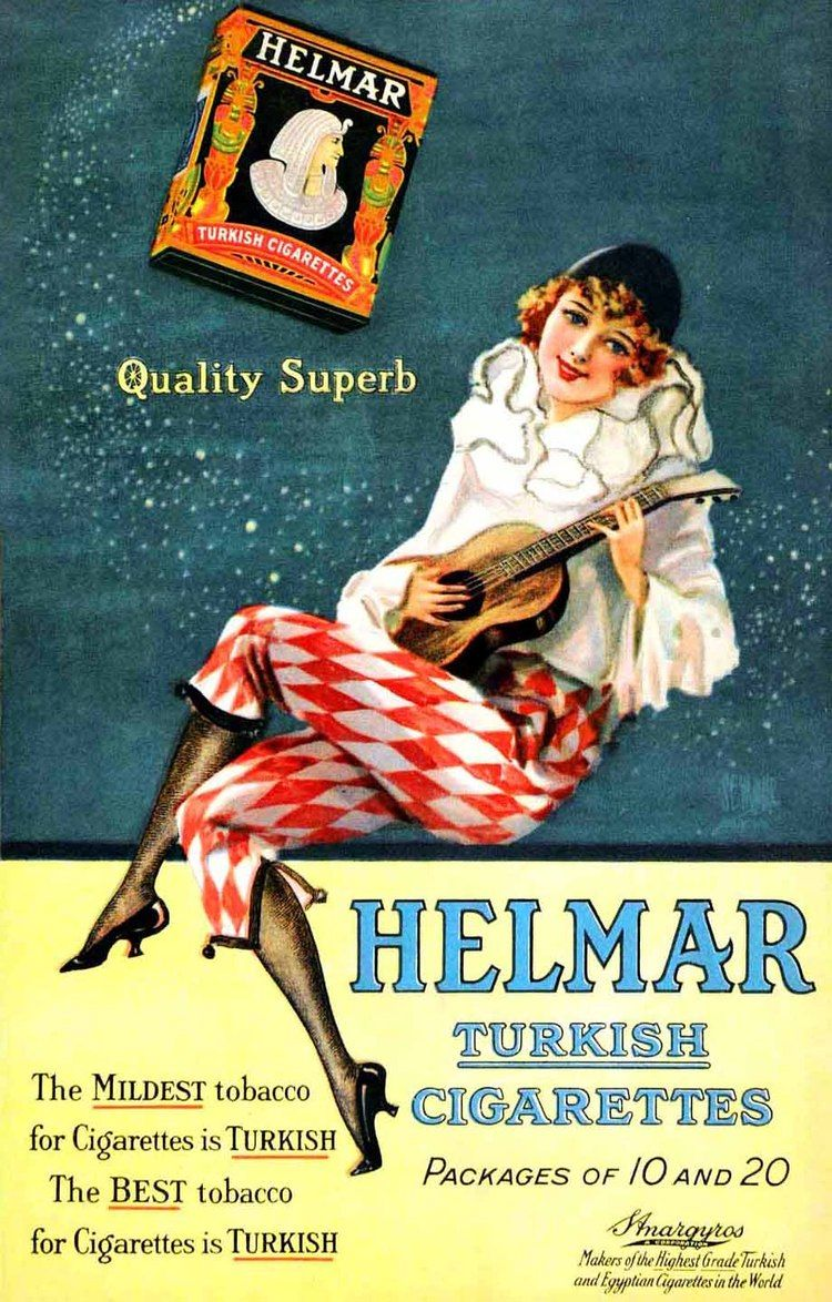 Helmar Turkish Cigarettes