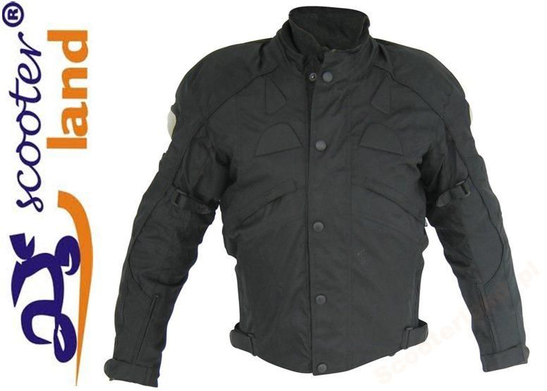 Kurtka Pro Black Skuter Motorcykl Pro 50 Wa Wa 3217024534 Oficjalne Archiwum Allegro Pro Black Black Motorcycle Jacket