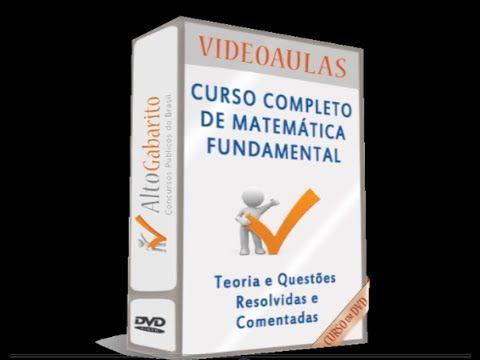 Curso Matematica Para Iniciantes Video Aulas Nivel Fundamental