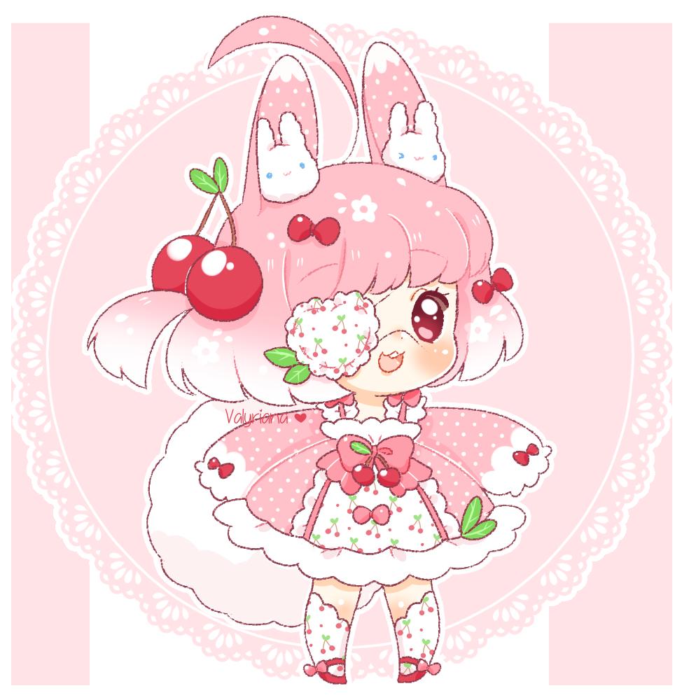 [CLOSED] Fluffian 07. by Valyriana Anime, Anime chibi, Chibi