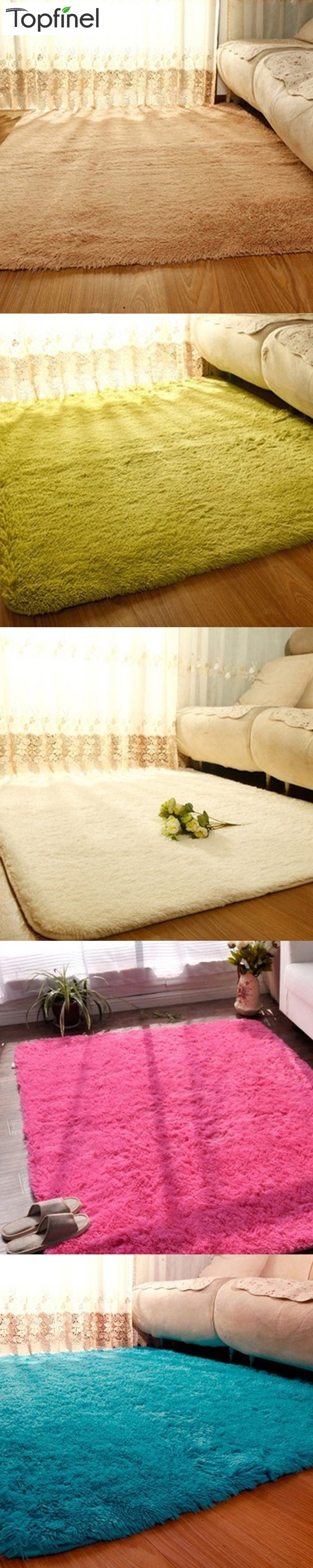 Floor mats sale - 2016 Hot Sale High Quality Floor Mats Modern Shaggy Area Rugs And Carpets For Living Room Bedroom Shaggy Carpet Rug For Home