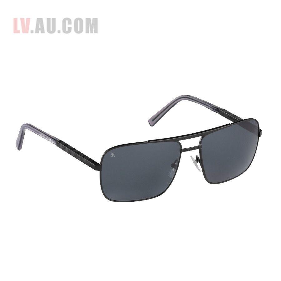 3f6ba5e855d59 Attitude Z0433U Louis Vuitton Mens Sunglasses