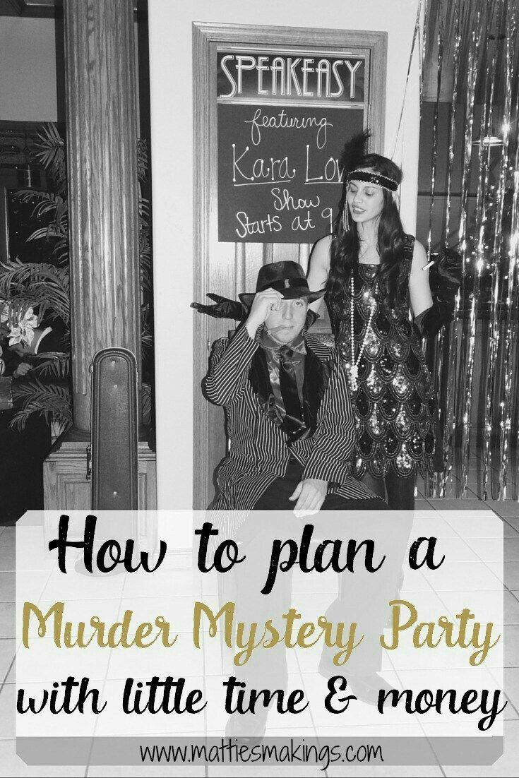 Pin on Murder mystery script