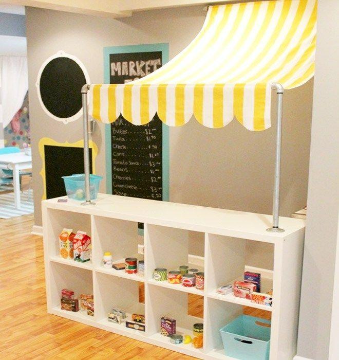 Kinderzimmer ikea kallax  Jeder kennt 'Kallax'-Regale von IKEA! Hier sind 12 großartige DIY ...