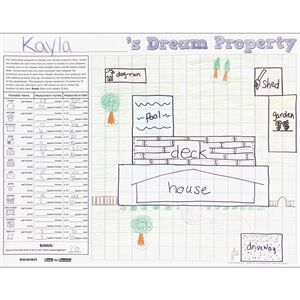 Ready-To-Decorate® Design Your Dream Property Posters