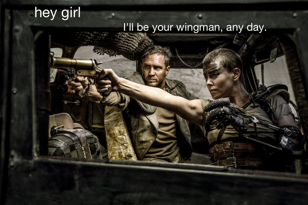 """The Vuvalini of """"Mad Max Fury Road,"""" Making Punks of Misogynists Everywhere"""
