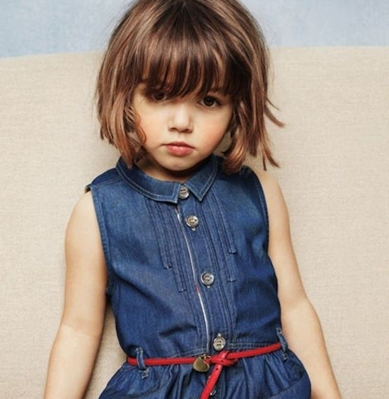 Haircut Of Girl Child: 1000+ Ideas About Toddler Girl Haircuts On Pinterest