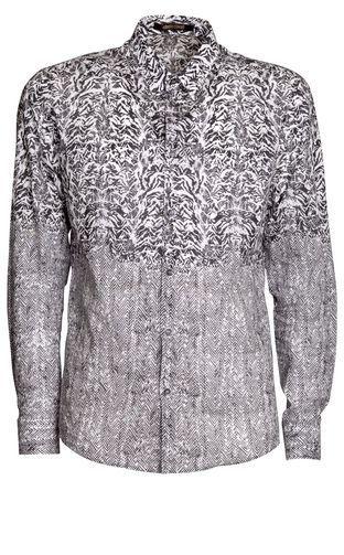 Men's shirt Men - Tops Men on Roberto Cavalli Online Store
