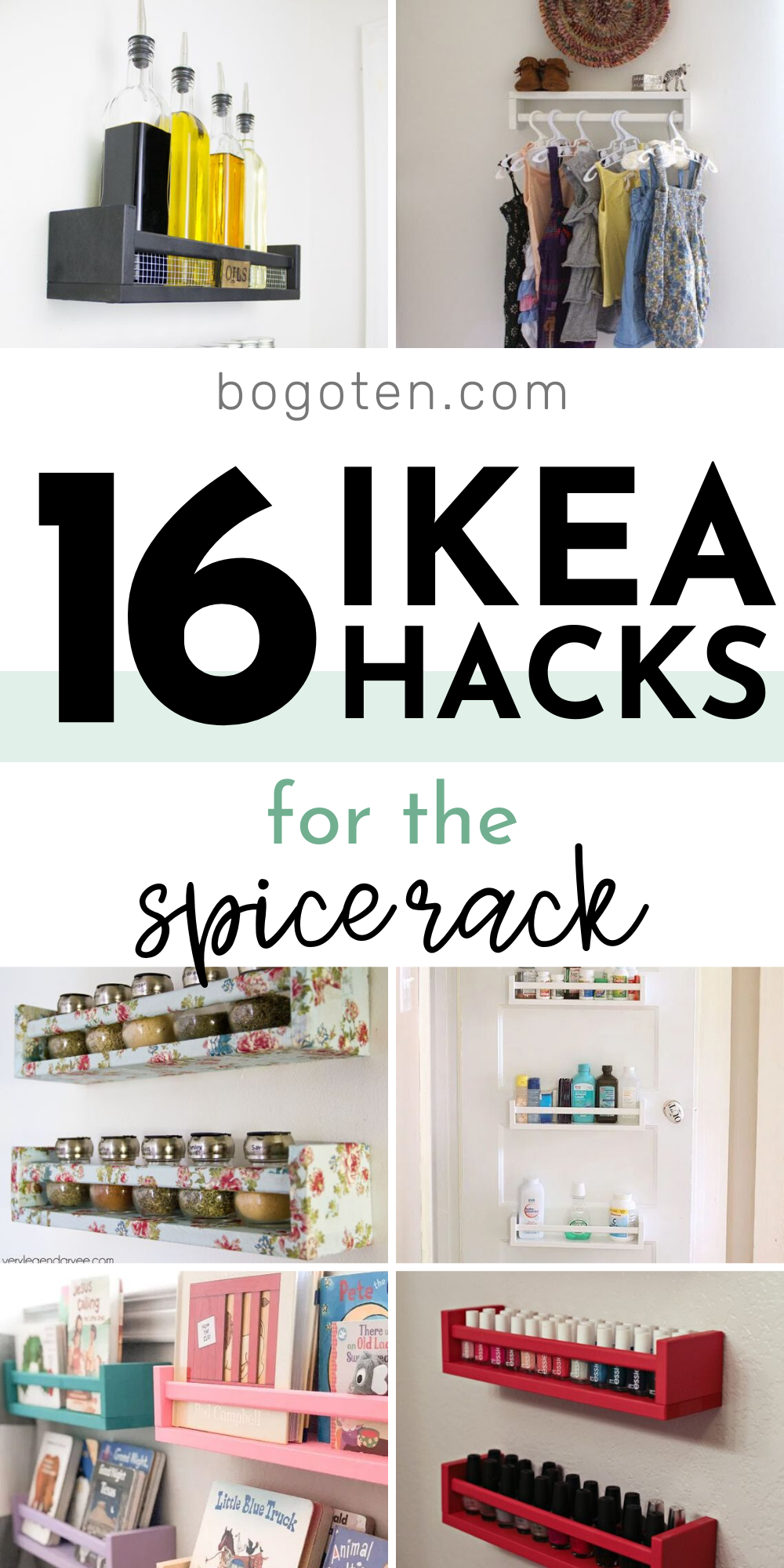 Ikea Hack For The Rack to Spice Up Your Home