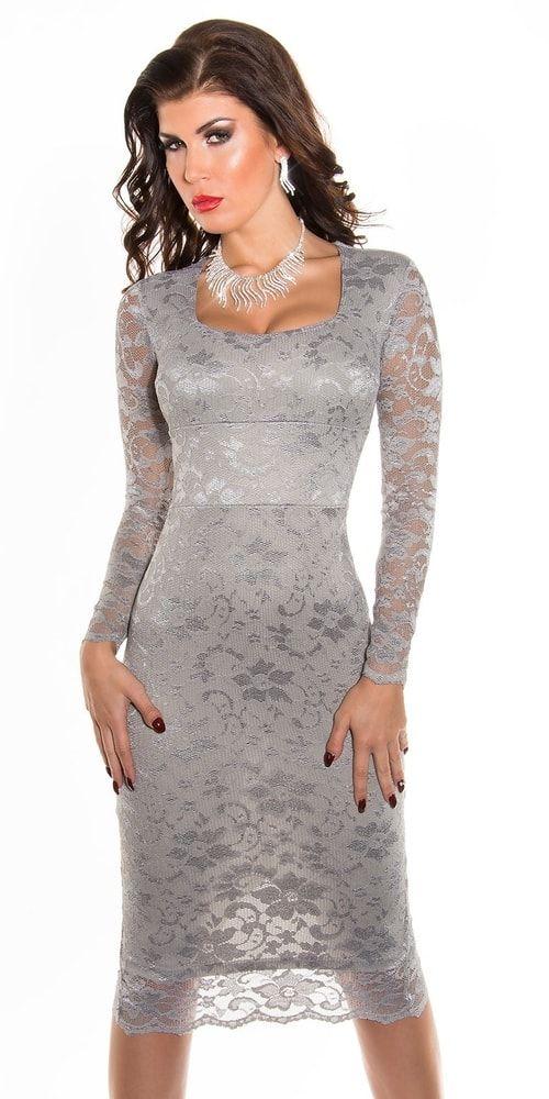 9a9353ff1fcb Koucla Dámské pouzdrové šaty New Years Eve
