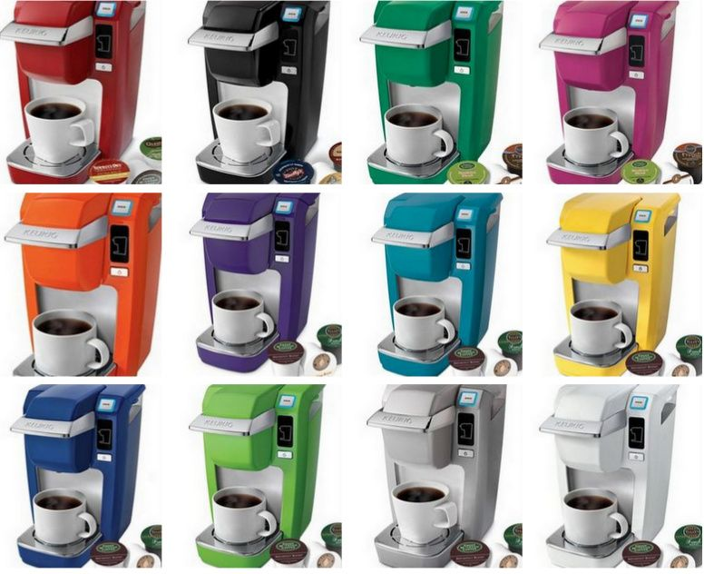 Keurig K10 Mini Plus Personal Coffee Brewer 12 K Cup Sampler As