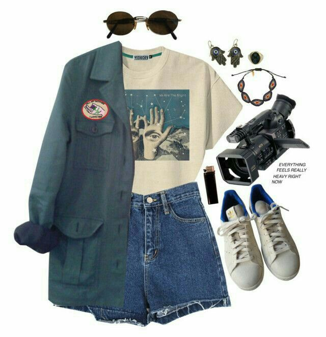 Shades of the ocean #grunge
