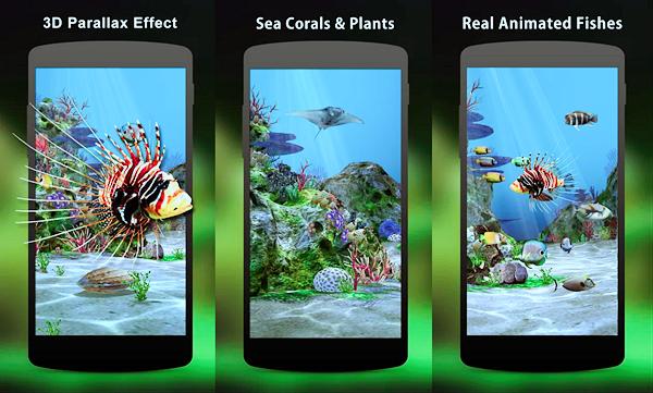 3d Aquarium Live Wallpaper Hd Is Best Free 3d Hd Live Wallpaper Apps For Android Android Wallpaper Anime Aquarium Live Wallpaper Pink Wallpaper Iphone
