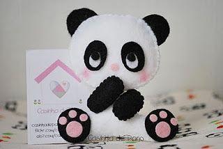 Cute felt animal ideas