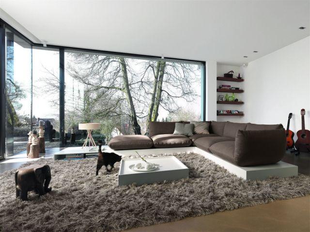 50 Design Wohnzimmer \u2013 Inspirationen aus Luxus-Häusern #design - wohnzimmer modern eingerichtet